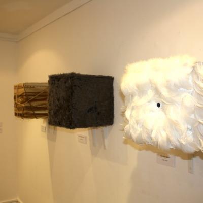 Peep Hole Boxes | Layla Holzer