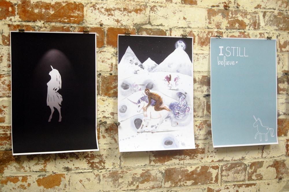 Charmed Unicorns | Layla Holzer 2012