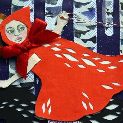 Mail Art | Layla Holzer 2012