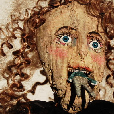 Lady Libertine by Layla Holzer rod puppet