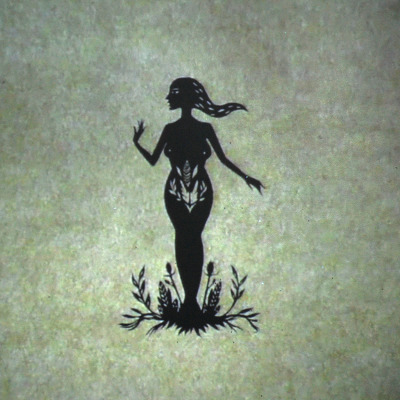Gaea - Shadow Puppet Film by Layla Holzer