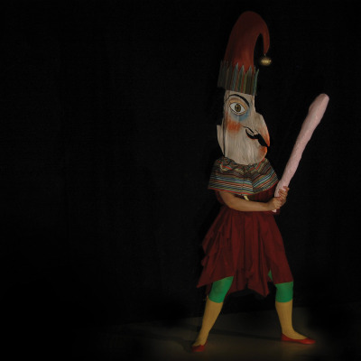Mr Punch by Layla Holzer film video performance