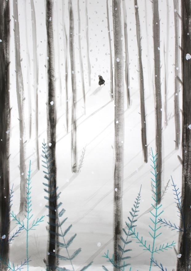 Winterlore | Layla Holzer 2015