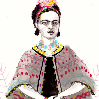 Frida Kahlo | Layla Holzer 2016