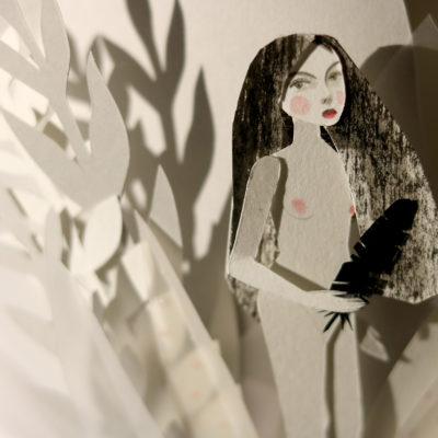 Angela Carter | Layla Holzer 2017